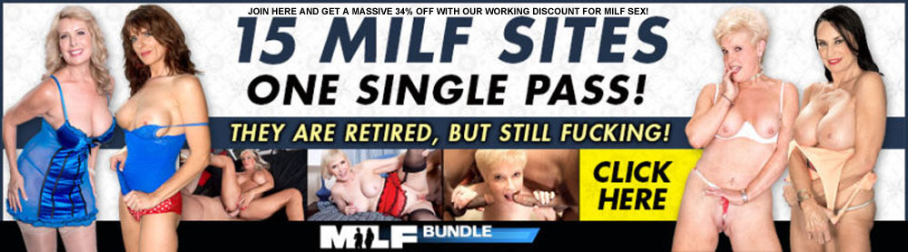 Get 34% Off with our Milf Bundle discount!